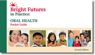 image of Bright Futures Oral Health Pocket Guide