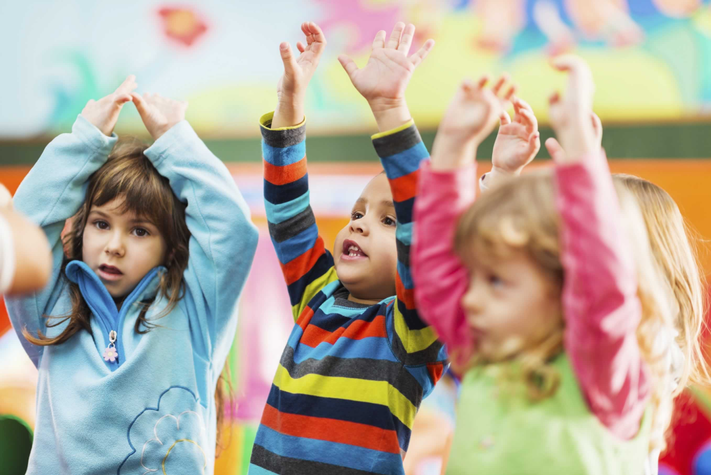 One Step At a Time: Helping Young Children Be Active!
